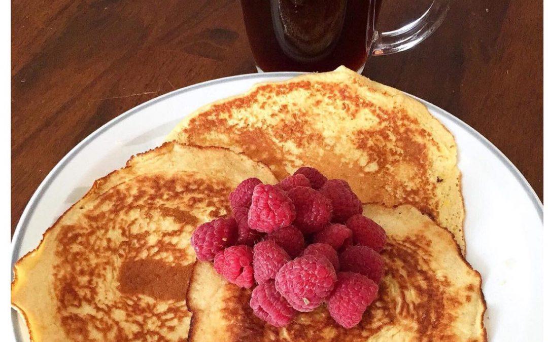 Pancakes protéinées
