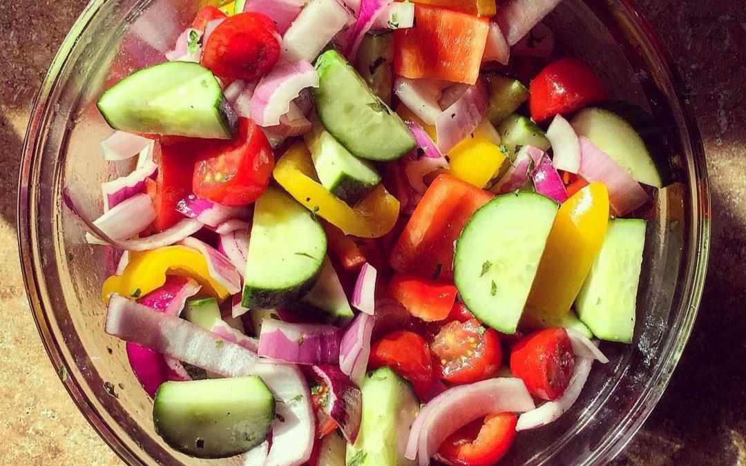 Salade fraîcheur passe partout