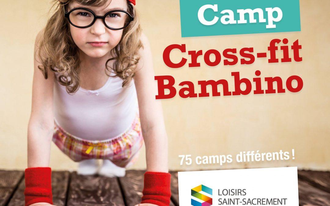 Camp CrossFit Bambino