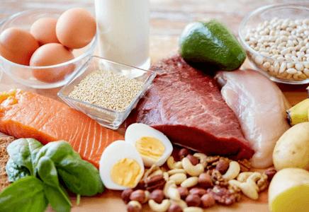 Pourquoi avoir une alimentation riche en protéine (environ 25-35%) lors d'une perte de poids